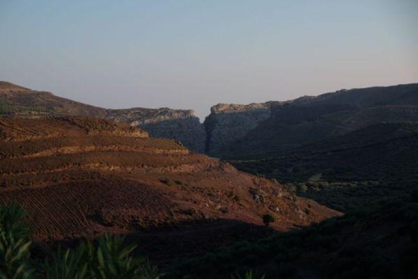 South Cretan landscape