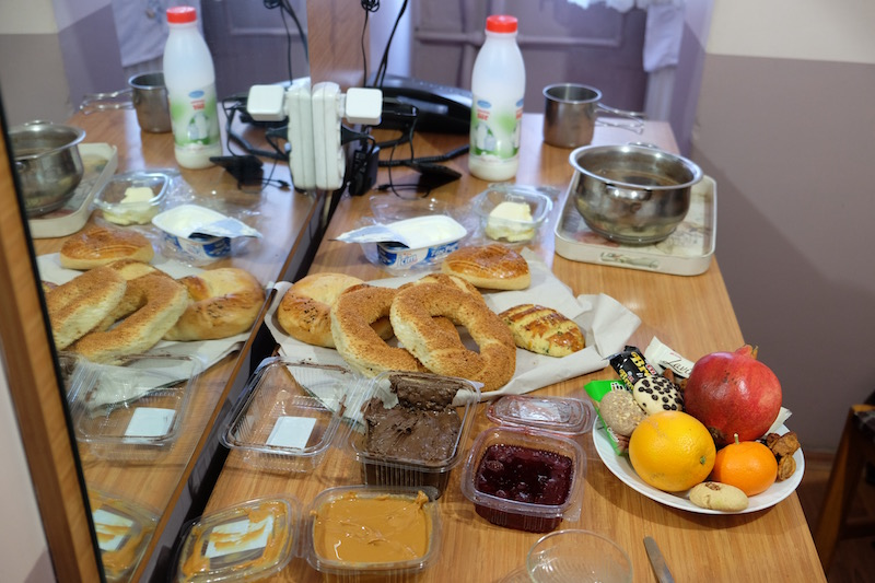 I spent a few days in Erzurum with Katharina and Christoph, mostly eating lots of delicious food.
